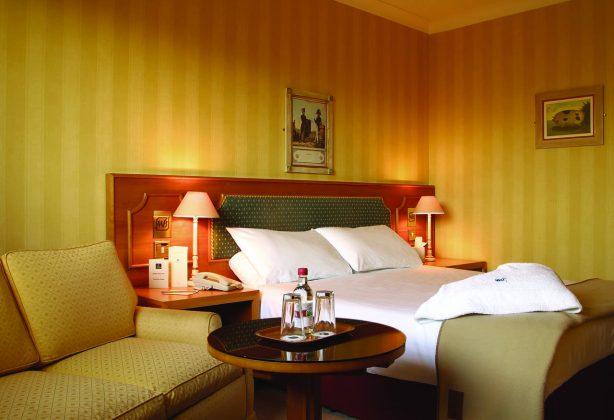 Bedrooms at Brook Mollington Banastre Hotel & Spa