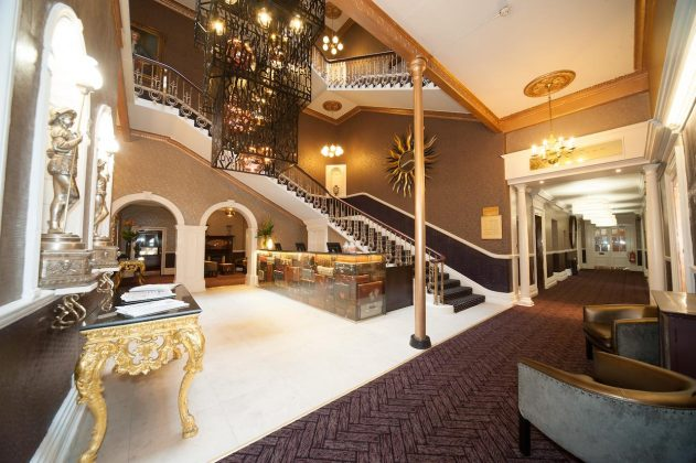 Lobby at Hallmark Hotel The Queen Chester