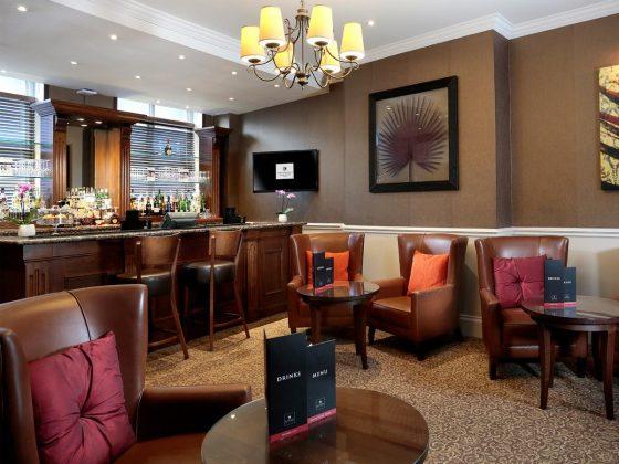 Bar at Macdonald New Blossoms Hotel Chester