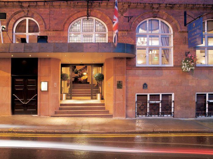 Macdonald New Blossoms Hotel Chester