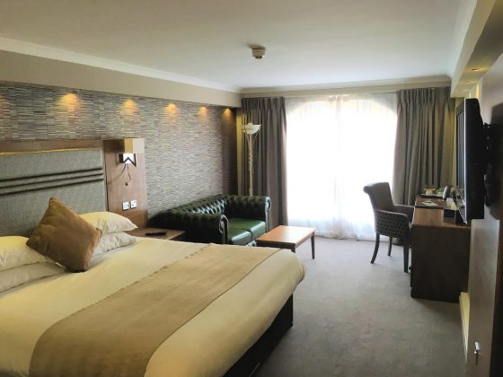 Bedrooms at Mill Hotel & Spa Destination Chester