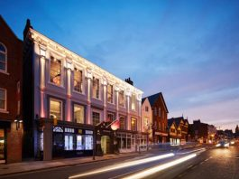 Oddfellows Hotel Chester