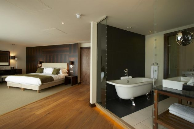Bedroom at Abode Hotel Chester