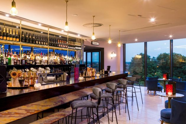 The Bar at Abode Hotel Chester