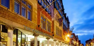 The Chester Grosvenor Hotel