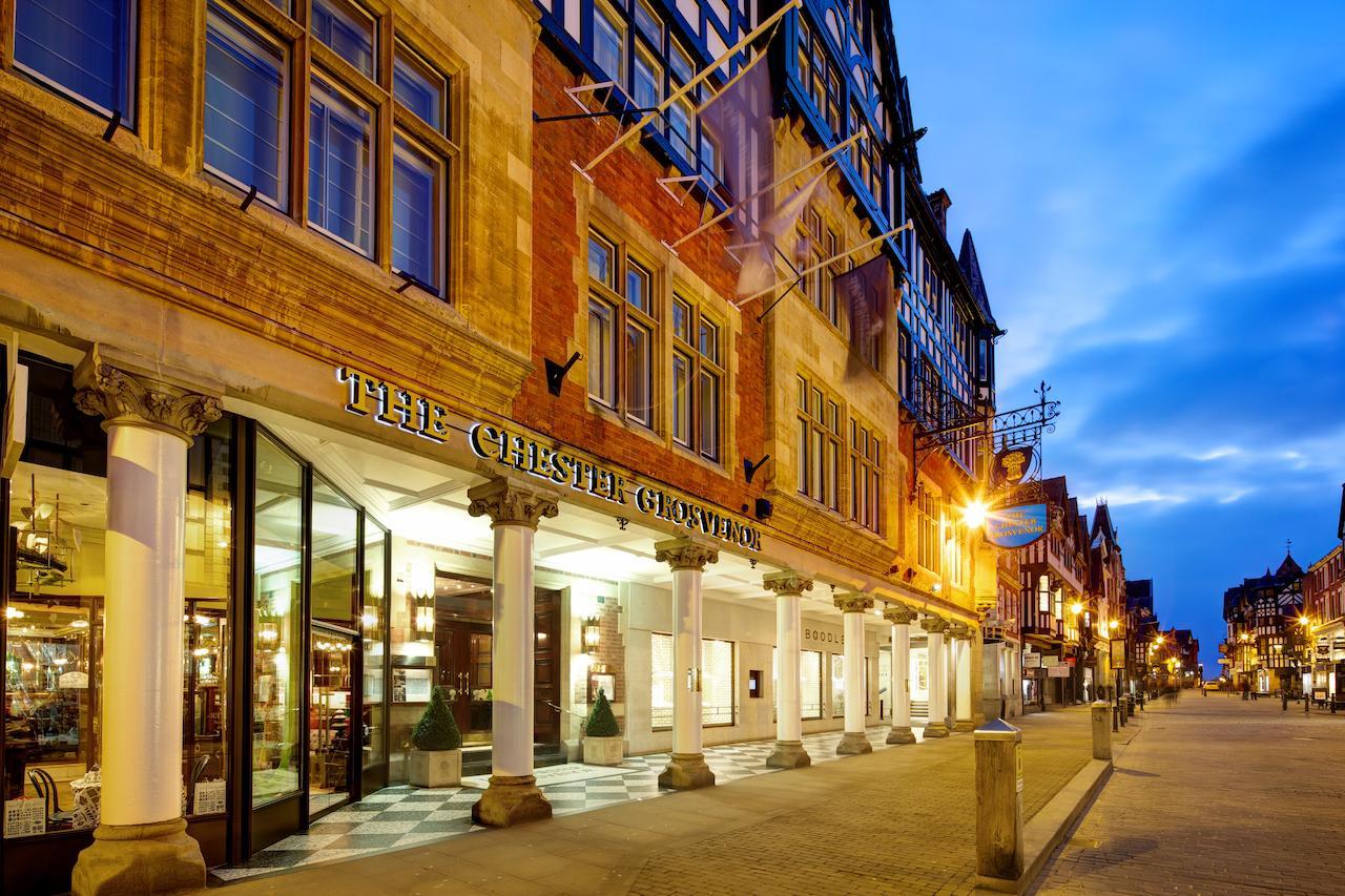 The Chester Grosvenor Hotel