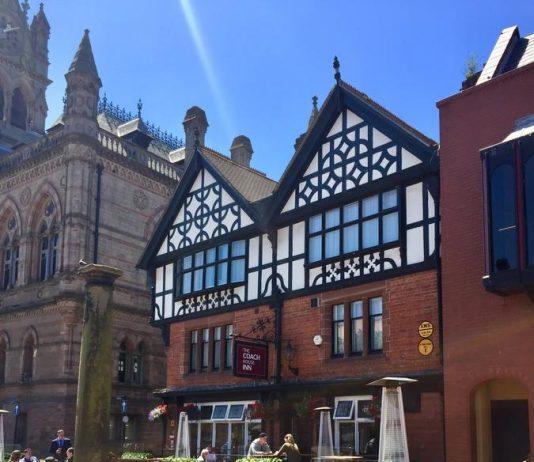 The Coach House Inn Chester