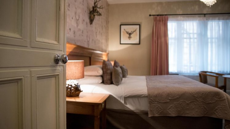 Bedrooms at The Coach House Inn Chester