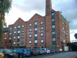 Chester Hotels With Parking