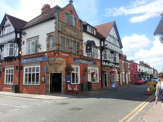 Hotels In Hoole Chester