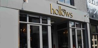 At The Hollows