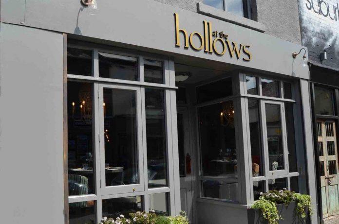 At The Hollows
