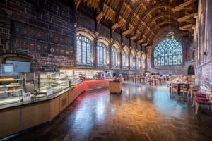 Chester Cathedral Cafe