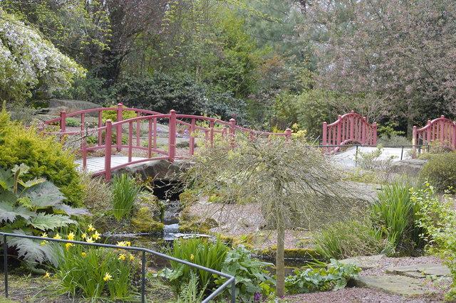 Chester Zoo Gardens