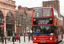 City Sightseeing Tour Chester