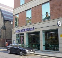 Pizza Express Chester