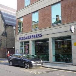 Pizza Express Chester Pizza Restaurants In Chester Visit