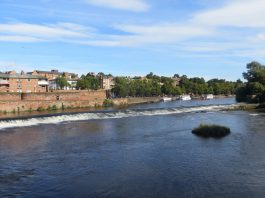 River Dee Chester