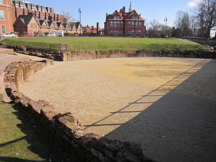 Chester Roman Amphitheatre