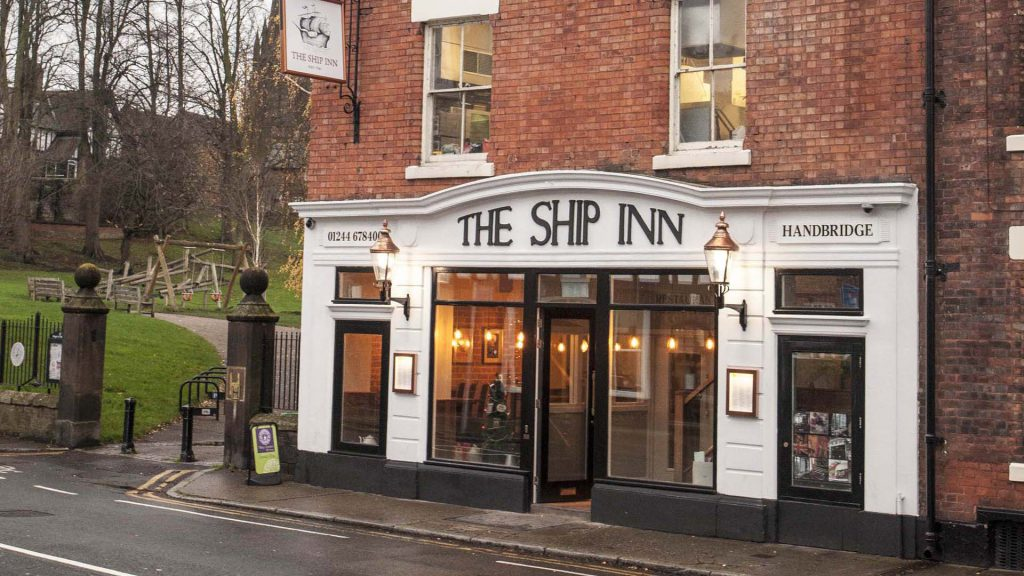 The Ship Inn Handbridge