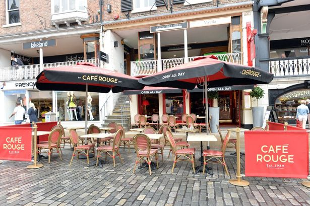 Cafe Rouge Chester