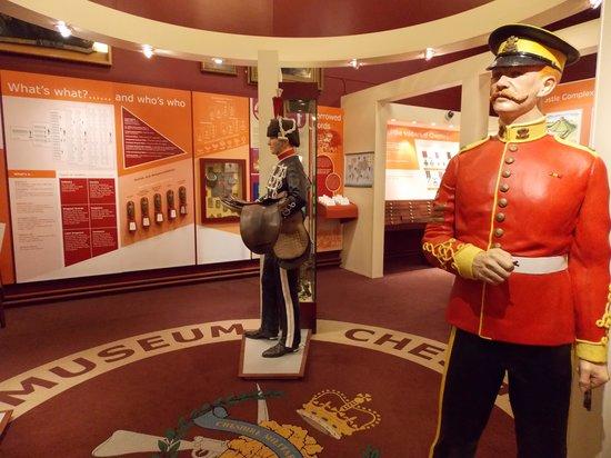 Cheshire Militray Museum