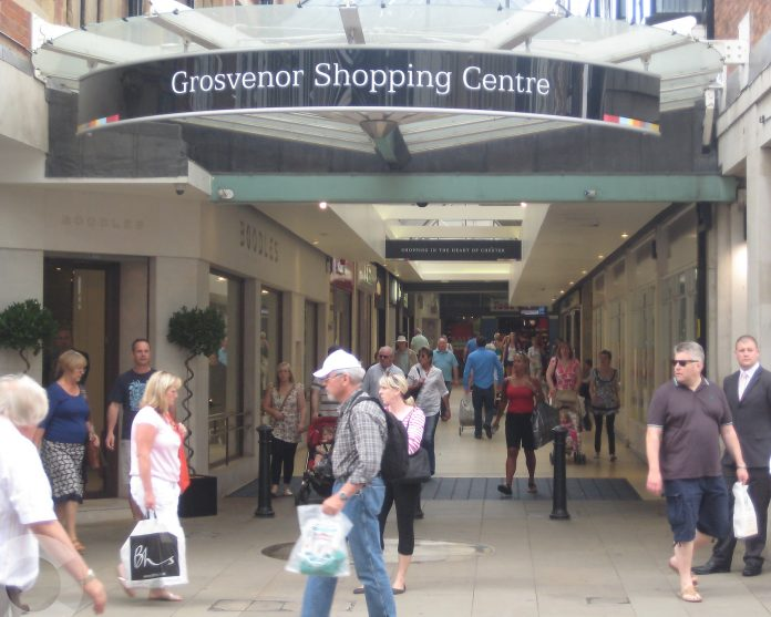 Chester Shopping Centre