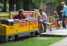 Grosvenor Park Miniature Railway