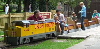 Grosvenor Park Miniature Railway