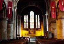 St John The Baptist Church Chester