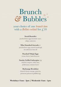 Brunch & Bubbles Bar Lounge Chester