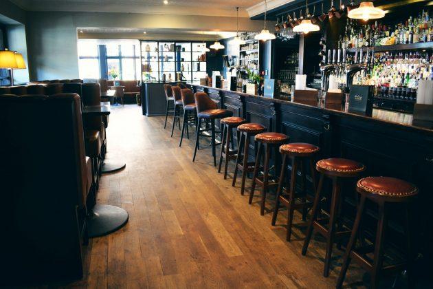 Bar at Bar Lounge Chester