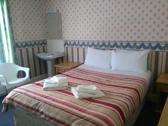 Bedroom at Belgrave Hotel Chester