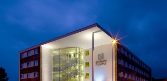 Holiday Inn Express - Chester Racecourse
