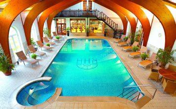Swimming Pool at Rowton Hall