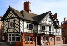 The Saddle Inn Chester