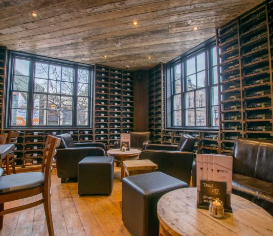 Veeno Italian Wine Cafe