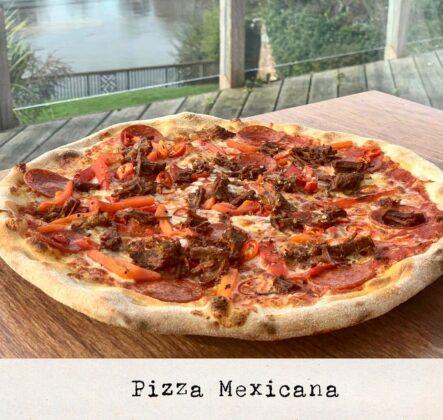 Pizza at Et Alia Chester
