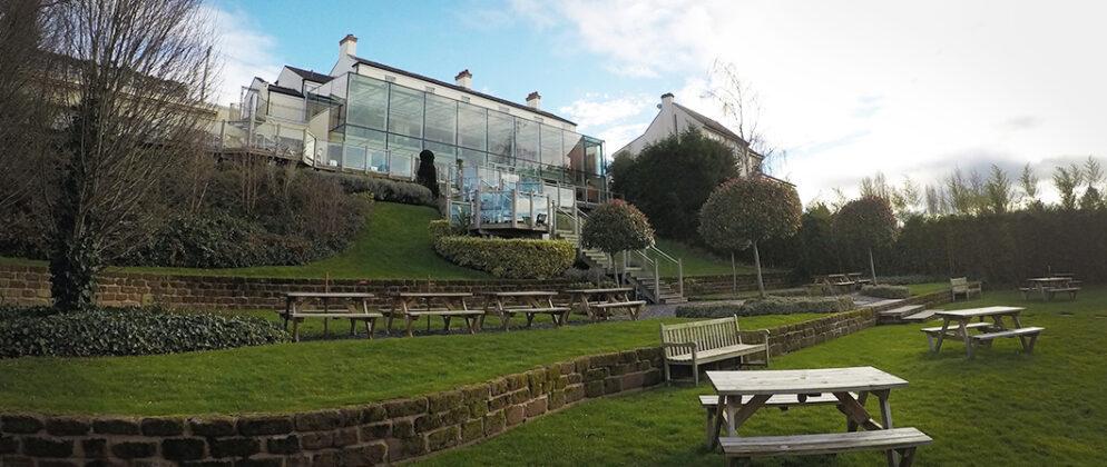 Garden at Et Alia Chester