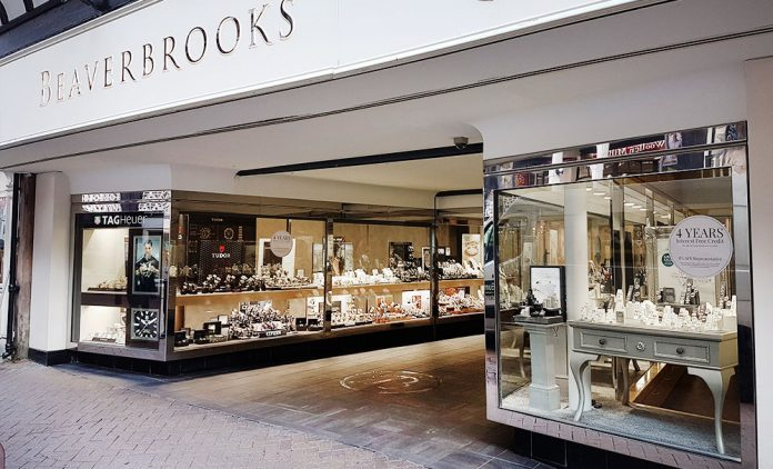 Beaverbrooks the Jewellers