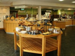Cafe At Grosvenor Garden Centre