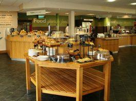 Cafe At Grosvenor Garden Centre