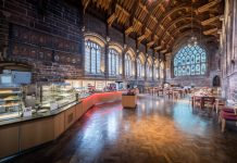 Chester Cathedral Refectory