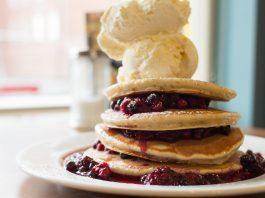 Hanky Panky Pancakes