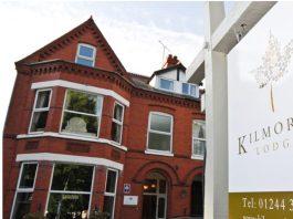 Kilmorey Lodge Chester