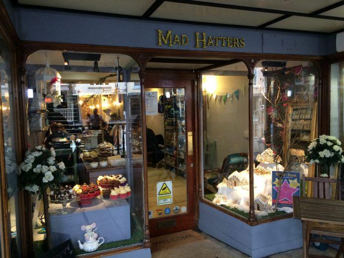 Mad Hatters Tearoom & Bakery