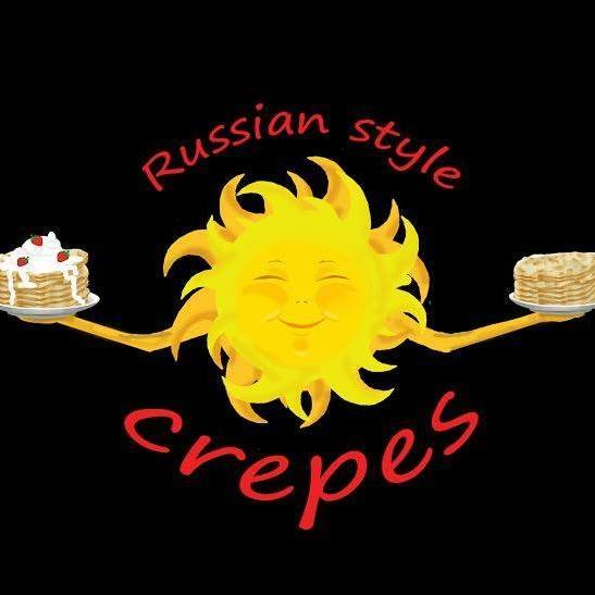 Russian Style Crepes