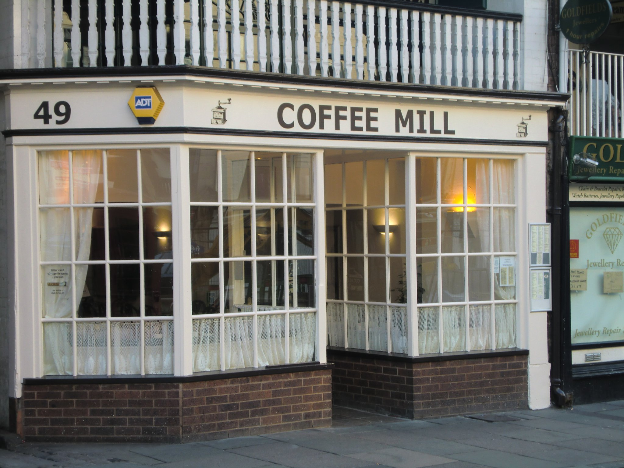 The Coffee Mill