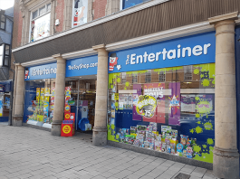 The Entertainer Toy Shop