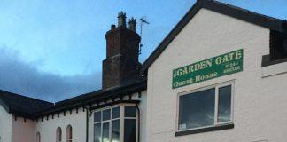 he Garden Gate Guest House Chester
